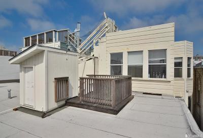 San Francisco County Condo/Townhouse For Sale: 1417 Vallejo St