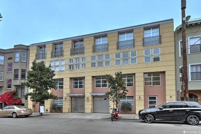 San Francisco County Condo/Townhouse For Sale: 2230 Mason St #M301