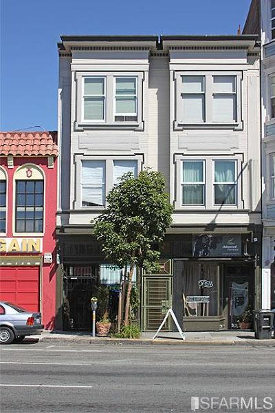 San Francisco County Condo/Townhouse For Sale: 225 9th St