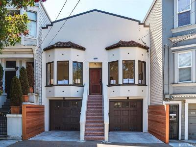 San Francisco County Multi Family Home Act Cont Show: 1431 Baker St