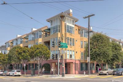 San Francisco County Condo/Townhouse For Sale: 690 Chestnut St #404