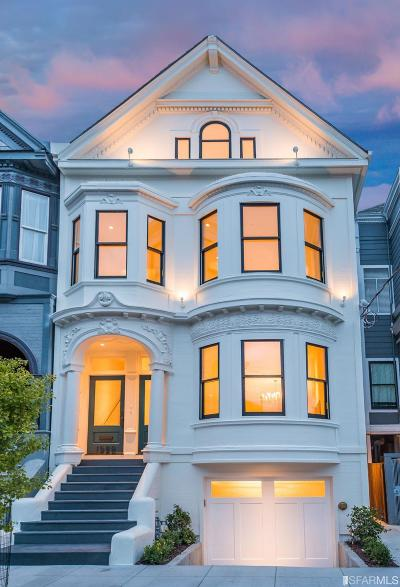 San Francisco County Condo/Townhouse For Sale: 1578 Fulton St
