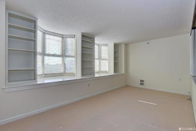 San Francisco County Condo/Townhouse For Sale: 1450 Post St #606