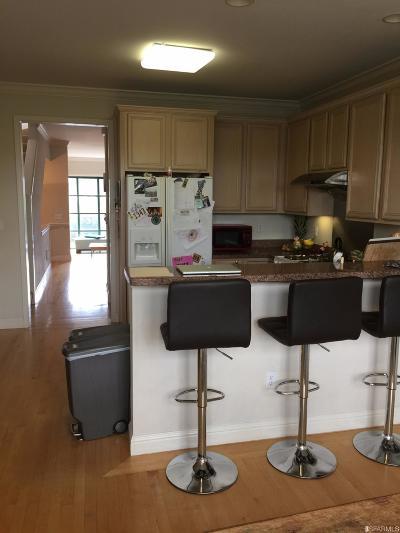 San Francisco County Condo/Townhouse For Sale: 250 Portola Dr