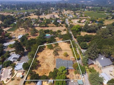 Sonoma County Single Family Home For Sale: 1884 Thornsberry Rd