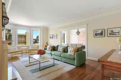 San Francisco County Condo/Townhouse For Sale: 2111 Hyde St #301