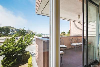 San Francisco County Condo/Townhouse For Sale: 5076 A Diamond Heights Blvd #A