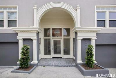 San Francisco County Condo/Townhouse For Sale: 8 Jordan Ave #6