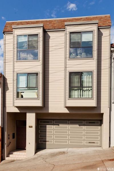 San Francisco County Condo/Townhouse For Sale: 1084 De Haro St