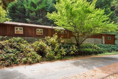 Sonoma County Single Family Home For Sale: 21891 Monte Vista Ter
