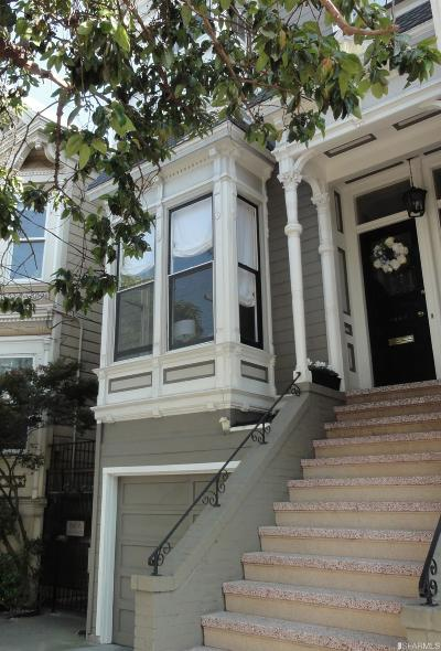 San Francisco County Condo/Townhouse For Sale: 1667 Grove St