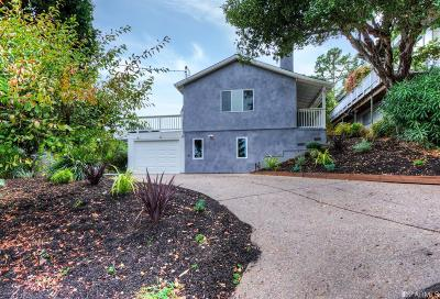 Marin County Single Family Home Act Cont Show: 1205 Waterview Dr