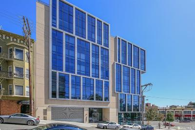 San Francisco County Condo/Townhouse For Sale: 8 Buchanan St #808