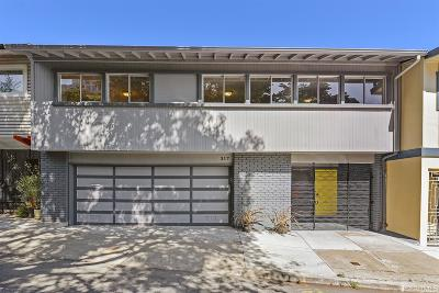 San Francisco County Single Family Home For Sale: 317 Marietta Dr