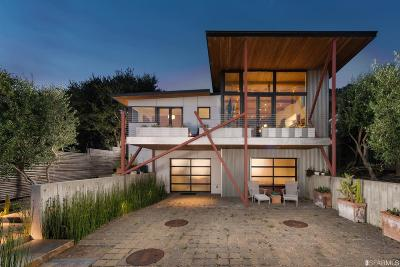 Marin County Single Family Home For Sale: 370 Calle Del Mar