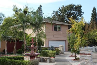 Sonoma County Single Family Home For Sale: 1517 Pomeroy Pl