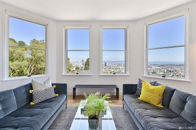San Francisco County Condo/Townhouse For Sale: 355 Buena Vista Ave #404W