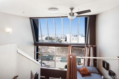San Francisco County Condo/Townhouse For Sale: 1695 18th St #304