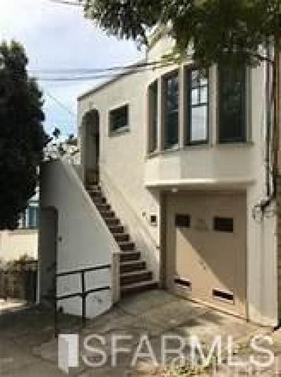 San Francisco County Multi Family Home For Sale: 584 586 Mississippi St