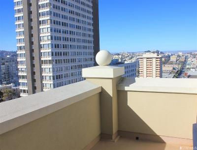 San Francisco County Condo/Townhouse For Sale: 1450 Post St #1102
