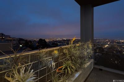 San Francisco County Single Family Home For Sale: 625 Grand View Ave