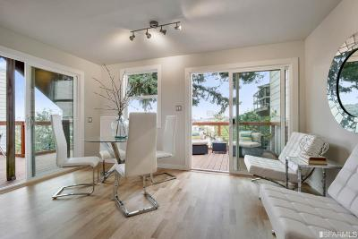 San Francisco County Condo/Townhouse For Sale: 1451 Shotwell St #1/2
