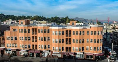 San Francisco County Condo/Townhouse For Sale: 499 33rd Ave #305