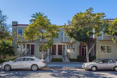 San Francisco County Condo/Townhouse For Sale: 1359 Scott St