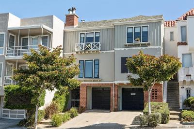 San Francisco County Condo/Townhouse For Sale: 108 Stanyan St