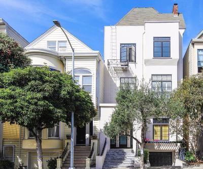 San Francisco County Condo/Townhouse For Sale: 1942 Bush St