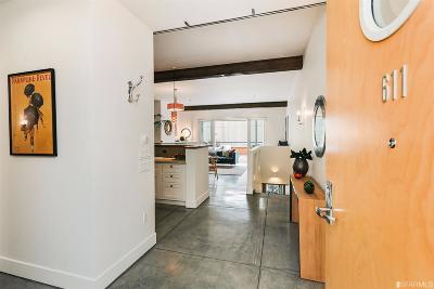 San Francisco County Condo/Townhouse For Sale: 300 Beale St #611