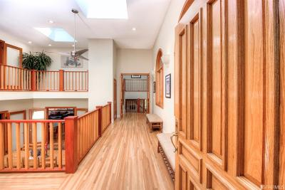 Marin County Single Family Home For Sale: 17 Madrone Ave