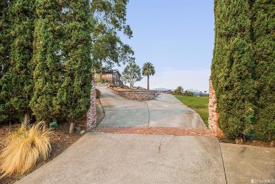 Marin County Single Family Home For Sale: 1 Highland Ave