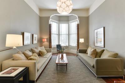 San Francisco Single Family Home For Sale: 1806 Scott St