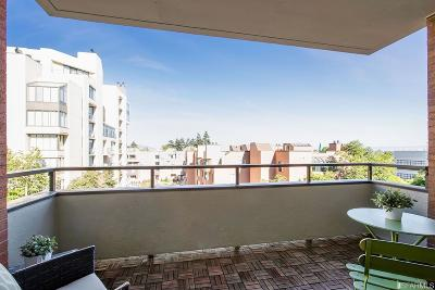 San Francisco County Condo/Townhouse For Sale: 101 Lombard St #202E