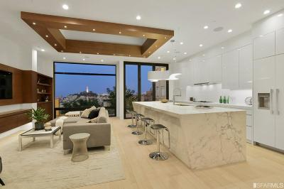 San Francisco Single Family Home For Sale: 2028 Leavenworth St
