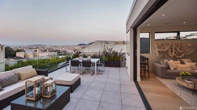 San Francisco Single Family Home For Sale: 2860 2862 Greenwich St
