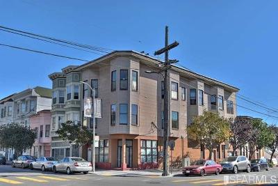 San Francisco County Condo/Townhouse For Sale: 2445 24th St
