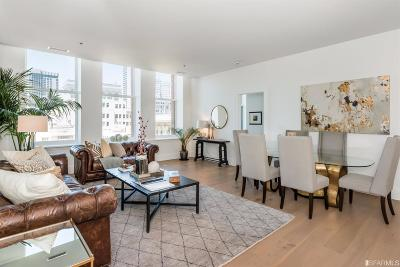 San Francisco County Condo/Townhouse For Sale: 690 Market St #901