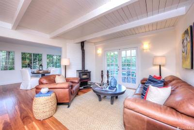 Marin County Single Family Home For Sale: 155 Allyn Ave