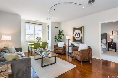 San Francisco County Condo/Townhouse For Sale: 350 Broderick St #303