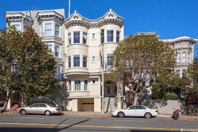 San Francisco County Condo/Townhouse For Sale: 2948 California St