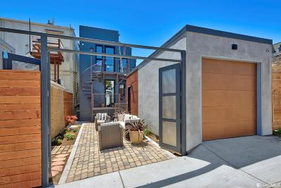 San Francisco County Single Family Home For Sale: 310 Duncan St