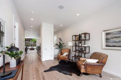 San Francisco County Single Family Home For Sale: 56 Clipper St