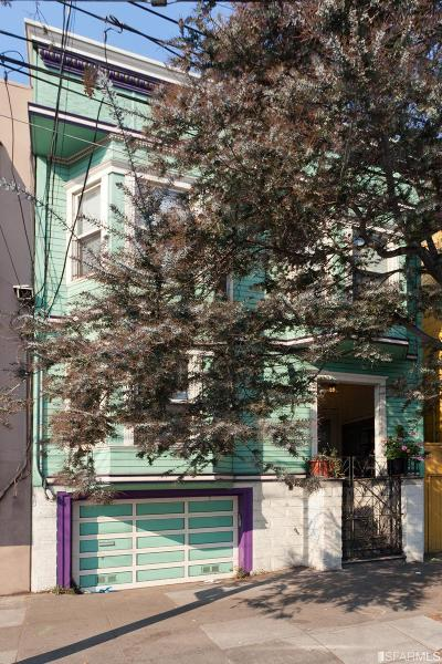 San Francisco County Condo/Townhouse For Sale: 686 South Van Ness Ave