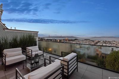 San Francisco Single Family Home For Sale: 2528 Union St