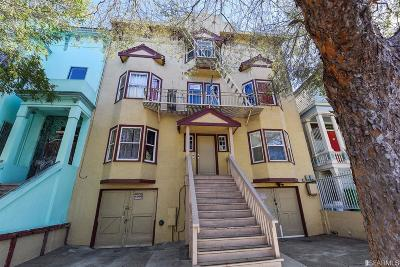 San Francisco County Multi Family Home For Sale: 2567 Folsom St