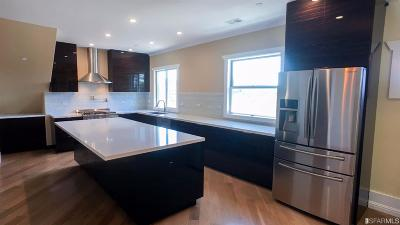 San Francisco County Condo/Townhouse For Sale: 1297 Dolores St