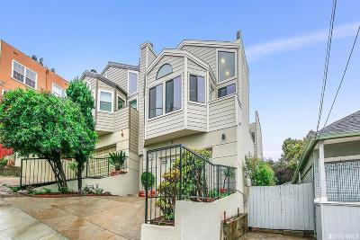 San Francisco Single Family Home For Sale: 2936 Griffith St