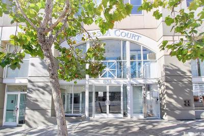 San Francisco County Condo/Townhouse For Sale: 851 Van Ness Ave #106